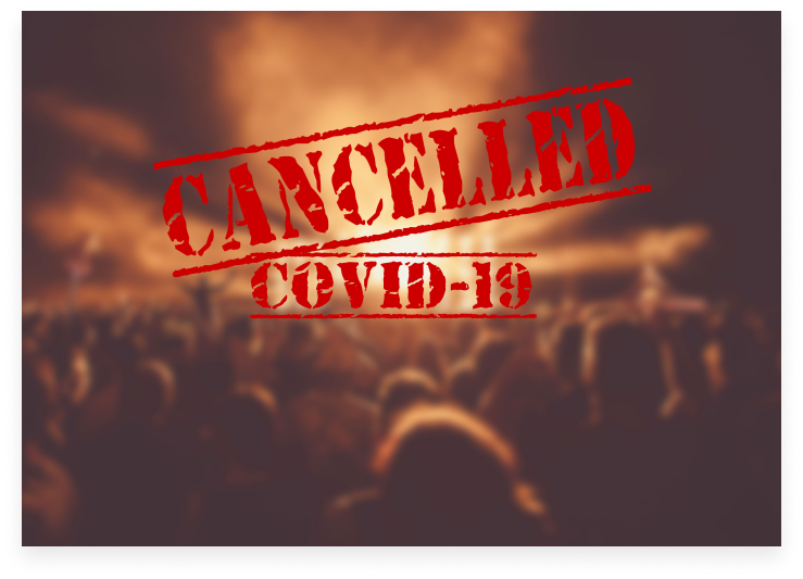 canceled due to covid