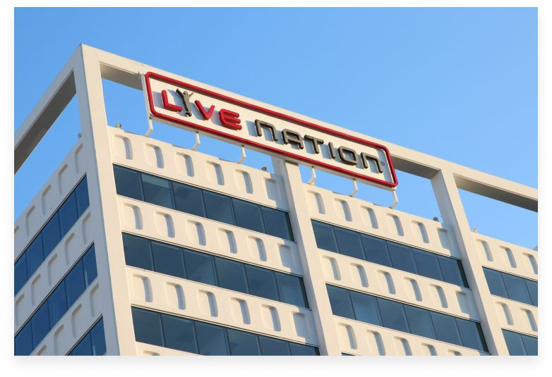 live nation building in California